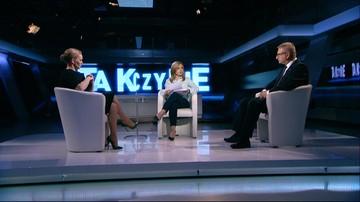 """""""Marcin P. prowadzi swoją grę"""". Stanisław Pięta w programie """"Tak czy Nie"""""""