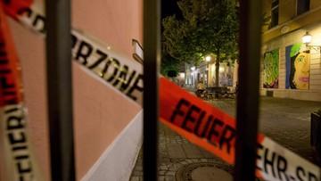 Eksplozja w restauracji w Ansbach. 12 rannych, nie żyje zamachowiec