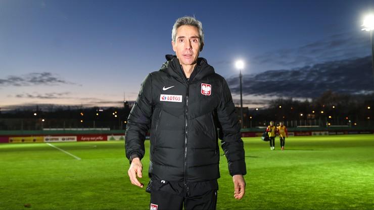 Pierwszy trening kadry Paulo Sousy. Zabrakło dwóch piłkarzy