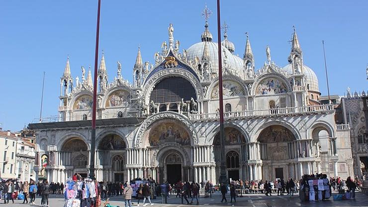 Wenecja: szyby wokół bazyliki św. Marka mają chronić przed wysoką wodą. Nowatorski projekt
