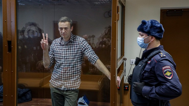 """Nawalny z kaszlem i gorączką w szpitalu. """"Gruźlica u więźniów"""""""