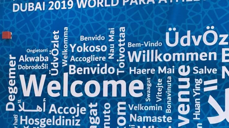 W Dubaju rozpoczynają się Paralekkoatletyczne Mistrzostwa Świata