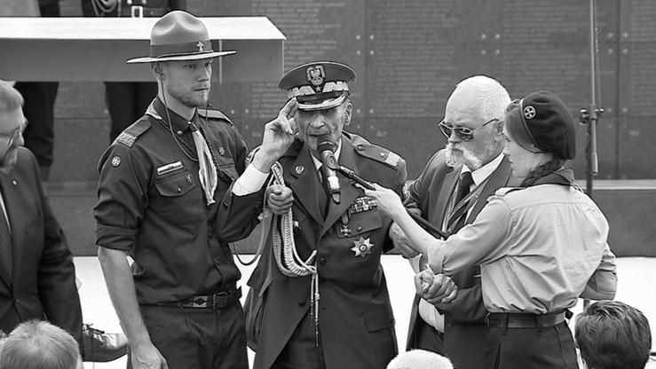 Nie żyje generał Zbigniew Ścibor-Rylski. Bohater Powstania Warszawskiego miał 101 lat