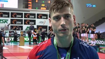 Kamil Semeniuk: Daliśmy rozpędzić się rywalowi