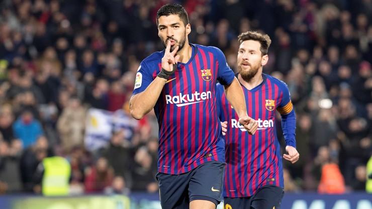 Barcelona wygrała z Leganes. Jak trwoga, to do.. Messiego