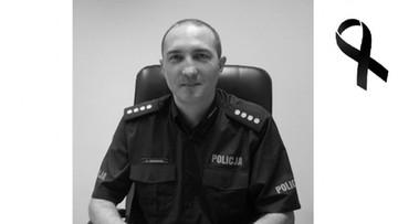 W wypadku zginął komendant powiatowy policji w Mikołowie