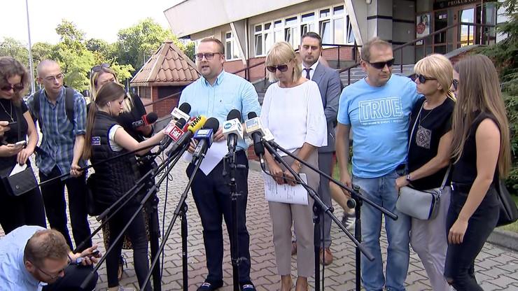 """Lubin. Rodzina pokazała zdjęcia zmarłego Bartosza S. """"Czy to są zadrapania?"""""""