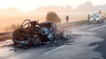 Czterech migrantów oskarżonych o spowodowanie śmierci polskiego kierowcy w Calais