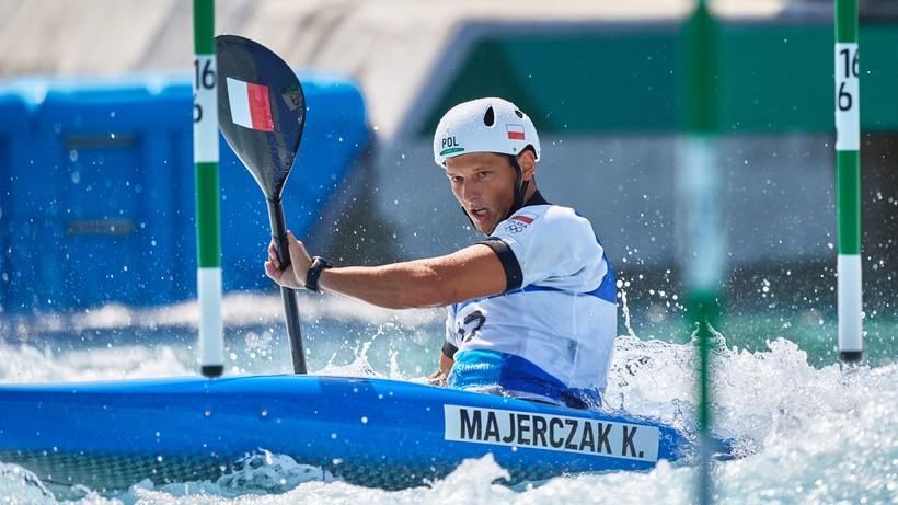 Tokio 2020: Krzysztof Majerczak z awansem do półfinału w kajakarstwie górskim