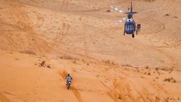 Tragedia na Rajdzie Dakar. Nie żyje motocyklista