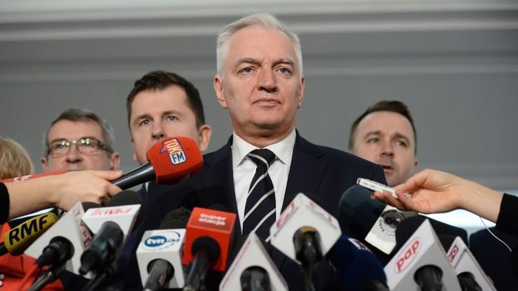 Gowin: z Morawieckim struktury europejskie będą się na pewno bardzo liczyć