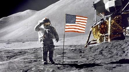 Trump zapowiada wysłanie na Księżyc pierwszej kobiety i lot na Marsa
