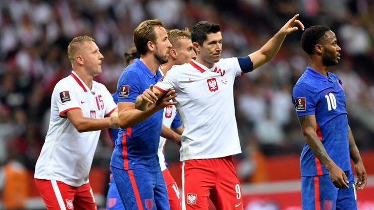Mecz Polska - Anglia. Remis na PGE Narodowym