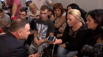 Prezydent: przygotujemy projekt ustawy, która zrealizuje postulaty rodziców osób niepełnosprawnych