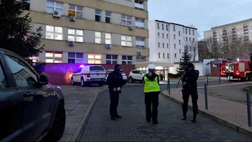 Pożar szpitala w Szczecinie. Nie żyje drugi pacjent