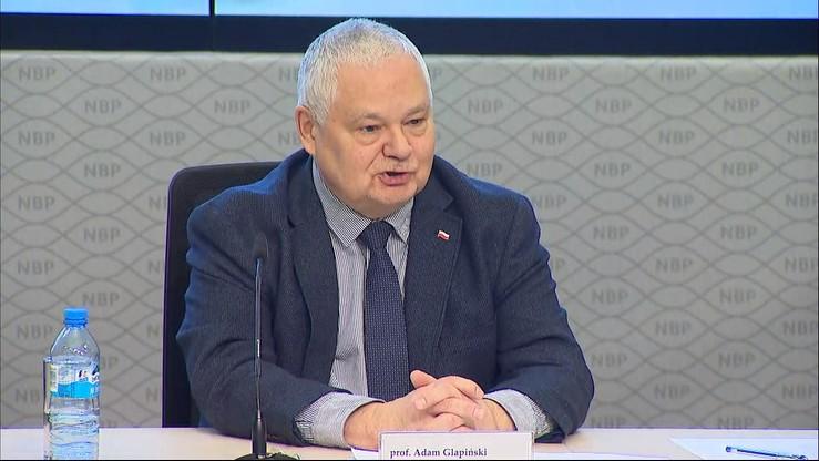 Glapiński: do końca kadencji RPP stopy procentowe mogą być stabilne