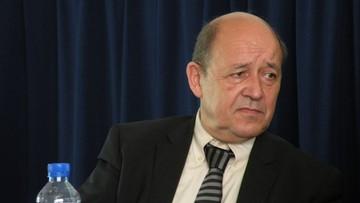 """""""Jesteśmy naprawdę oburzeni"""". Szef francuskiego MON o decyzji ws. Caracali i wypowiedzi o Mistralach"""