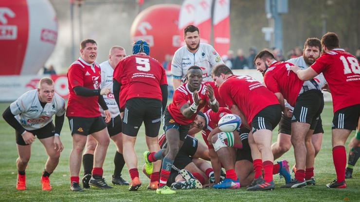 Wraca Ekstraliga Rugby. Plan transmisji w Polsacie Sport Fight