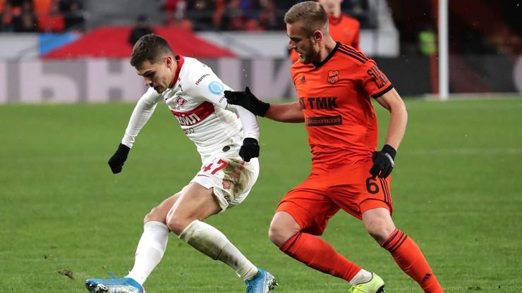 Gol Polaka w Pucharze Rosji. Zagra w półfinale