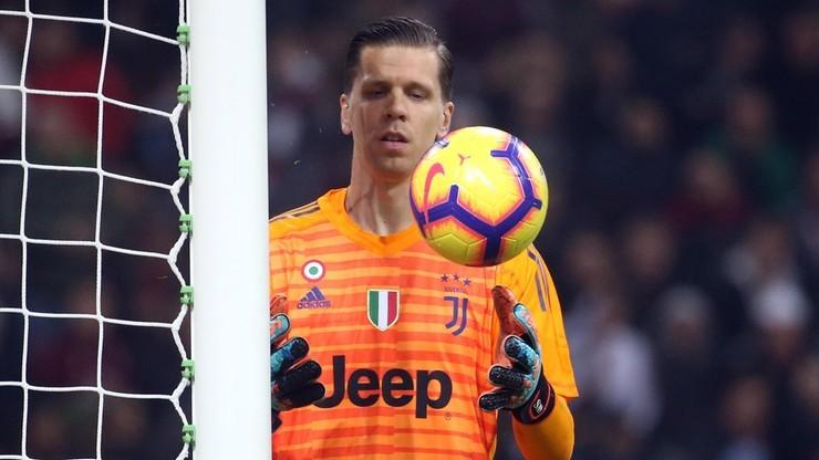 Skromne zwycięstwo Juventusu. Szczęsny na ławce