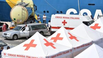 Francja, Niemcy i Włochy chcą kodeksu postępowania NGO w sprawie migrantów