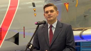 Wiceszef MON: pilot MiG-29 nie katapultował się