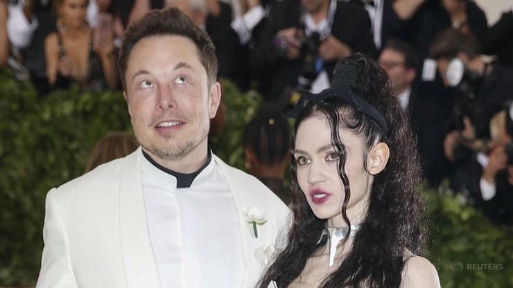 """USA. Elon Musk rozstał się z Grimes. """"Jesteśmy w świetnych stosunkach"""""""
