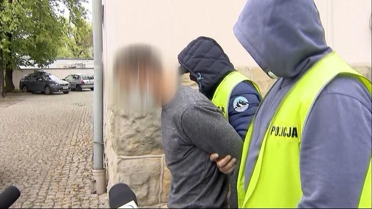 Poszukiwania 3,5-letniego Kacperka. Ojciec usłyszał zarzut