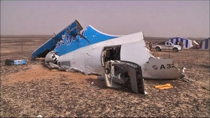 Wybuch przyczyną katastrofy airbusa. Putin: zemsta jest nieunikniona
