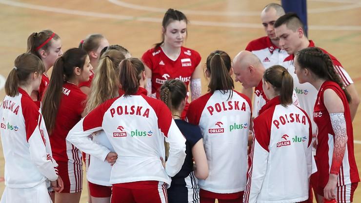 Zwycięstwo polskich siatkarek po tie-breaku