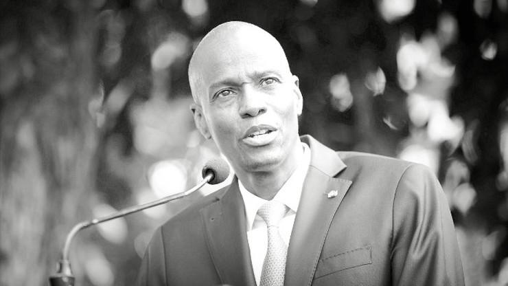 Prezydent Haiti zamordowany. Napastnicy wdarli się do prywatnej rezydencji