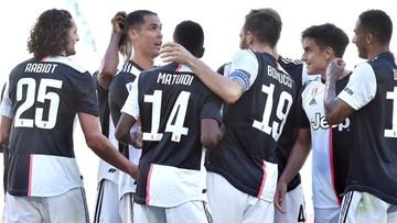 Serie A: Łatwe zwycięstwo Juventusu w derbach