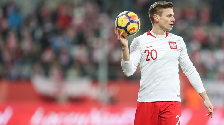 Polska - Słowenia: Wiele zmian w składzie Biało-Czerwonych
