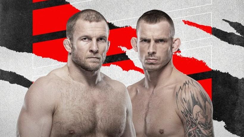 UFC Vegas 38: Krzysztof Jotko - Misha Cirkunov. Transmisja TV i stream online