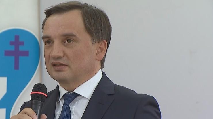 Ziobro: Kaczyński byłby najlepszym premierem, ale niestety nie ma takich planów