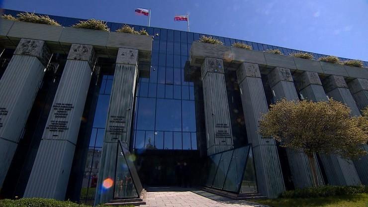 Warszawa. Ewakuacja Sądu Najwyższego. Informacja o ładunku wybuchowym