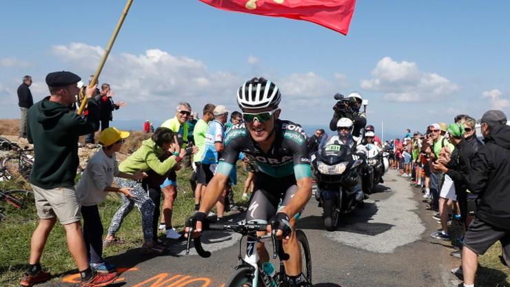 Tour de France: Majka ósmy w Carcassone. Polak najbardziej walecznym kolarzem 15. etapu