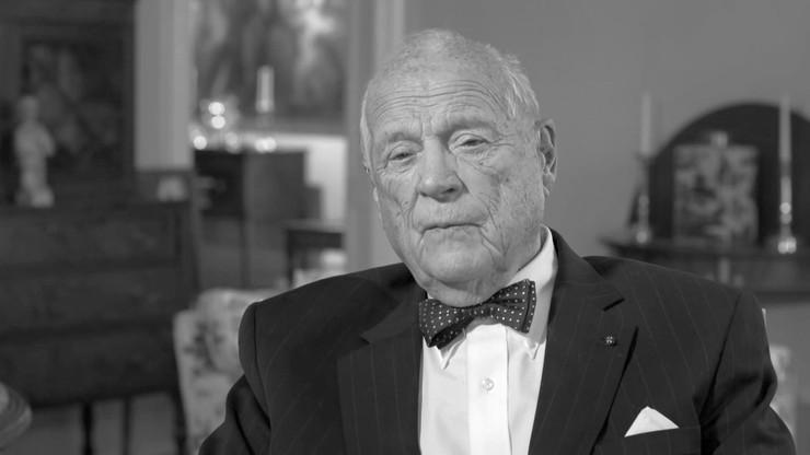 USA. W Waszyngtonie uczczono pamięć prof. Juliana Kulskiego, powstańca i znanego architekta