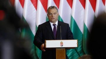 Orban: nowelizacja konstytucji będzie zgodna z prawem UE