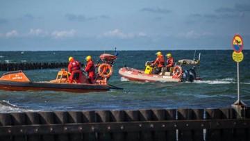 Na Bałtyku wywróciły się dwa jachty. Służba morska uratowała czworo dzieci