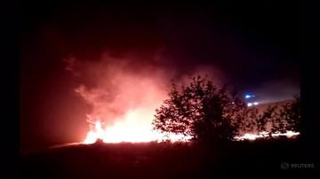 Samolot rozbił się podczas lądowania w Soczi. 18 rannych, w tym troje dzieci