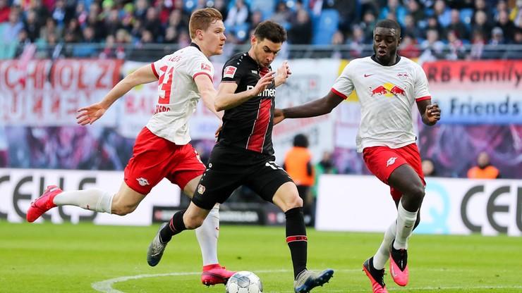 RB Lipsk zremisował i traci trzy punkty do Bayernu