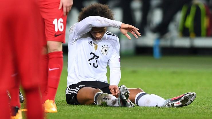 Niemcy zareagowali na brutalny faul! Ucierpiała gwiazda Manchesteru City