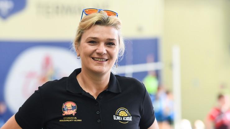 Blisko setka dzieci i trenerów ćwiczyła pod okiem Małgorzaty Glinki