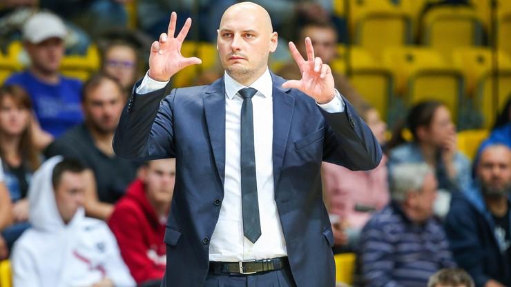 Trener Arki przed meczem w Stambule: Gra w Pucharze Europy to koszykarskie święto