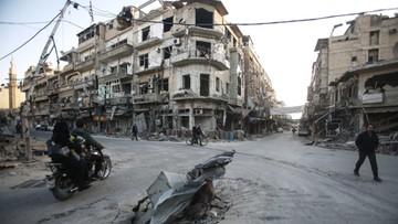 Syria: reżim odbił największą rebeliancką dzielnicę Aleppo