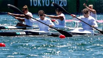 Tokio 2020: Trzeci złoty medal Lisy Carrington