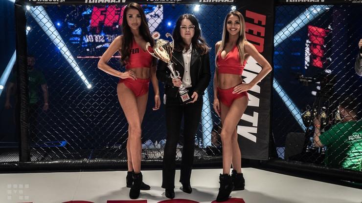 FEN 33: Zobacz, jak prezentowały się piękne ring girls (ZDJĘCIA)