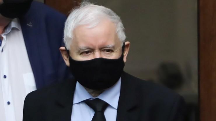 Jarosław Kaczyński zaszczepi się na koronawirusa