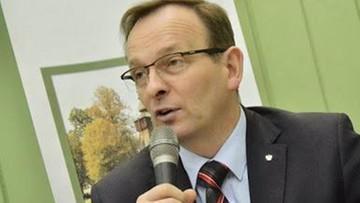 Poseł Solidarnej Polski Edward Siarka ma koronawirusa. Leży w szpitalu w Krakowie